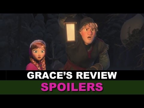 Disney's Frozen Movie Review - SPOILERS : Beyond The Trailer