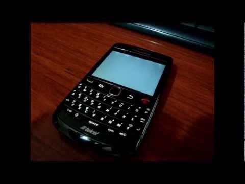 BlackBerry 9780 - Pantalla en Blanco (White Screen)