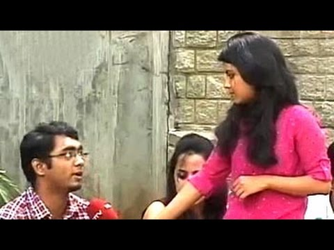 Talking entrepreneurship at IIM Bangalore