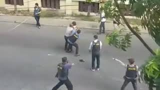 PENYERANGAN POLDA RIAU DISERANG TERORIS