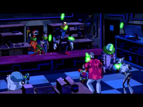 Ben 10 Zombozos zombie clown INVASION