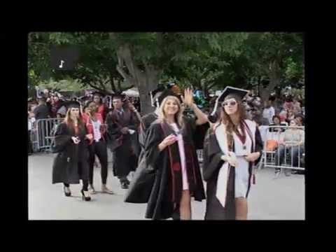 CSUN Commencement 2013: College of Social and Behavioral Sciences