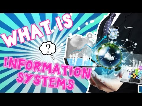 What is Information Systems?