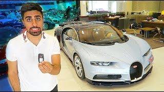 Dad Is buying a $3.4 million Bugatti Chiron ...