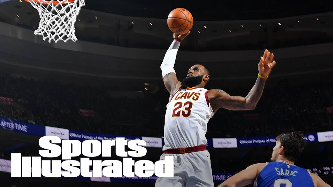 Would LeBron James Consider Joining The Philadelphia 76ers? | SI NOW | Sports Illustrated