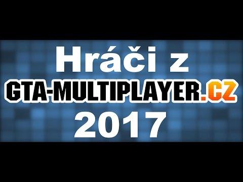 Hráči z GTA-Multiplayer.cz 2017