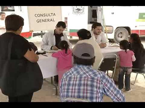 Lleva Gobierno Estatal Macrobrigada a ejidos de Saltillo