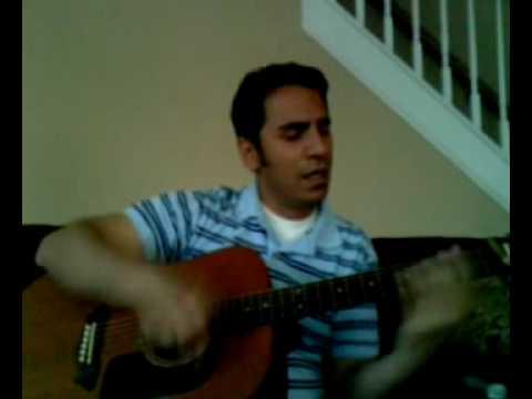 Teri Deewani - Kailash Kher by Adnan Mukhtar (Guitar)