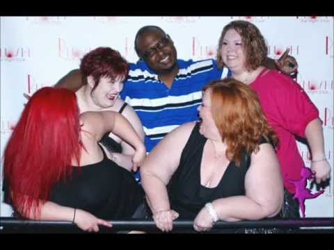Plush Bbw Nightclub Las Vegas Bbw Fanfest-astic video