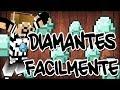 Dicas para Encontrar DIAMANTES! - Minecraft Amplificado (07)