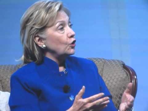 Hillary Rodham Clinton on GMO crops