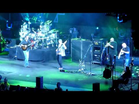 Snow Outside - Song Debut - Dave Matthews Band - Verizon Amphitheater - Irvine, CA 9.8.12 [HD]