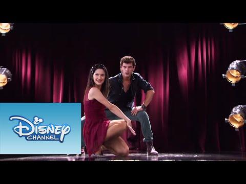 Violetta: Francesca y Diego bailan ¨Voy Por Ti¨ Ep 70 Temp 2