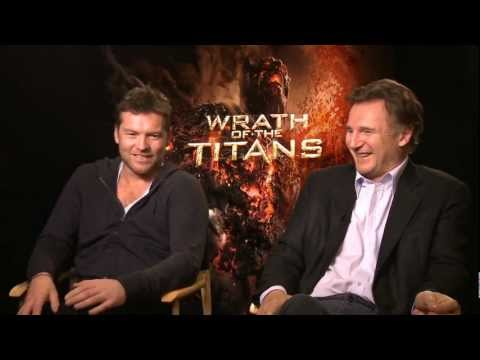 Sam Worthington And Liam Neeson Interview