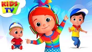 Best Kids Songs Collection | Junior Squad Nursery Rhymes - Kids TV