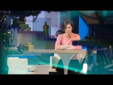 Amanda Knox asegura que no volverá a Italia tras ser condenada por la muerte de Meredith Kercher