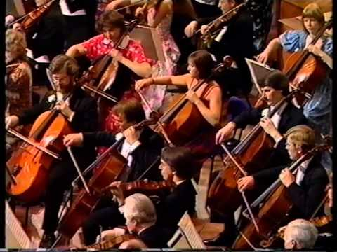 Stars & Stripes Forever by John Philip Sousa at Last Night of the Proms 1985