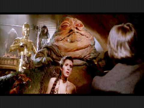 Princess Leia Unchained - The Story of Jabba´s Slavegirl (Fan documenmtary)