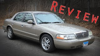 2003 Mercury Grand Marquis Review
