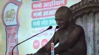 विद्यासागर महाराज के विदिशा में प्रवचन (12-7-2014) | Disc - 1, Part - 2