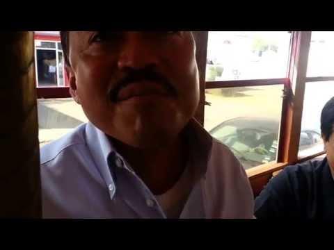 Detras de Camaras en desfile Canaco Monclova