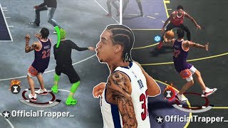 The Most Skilled Archetype on NBA 2k19😨....... My Pure Playmaker is UNGUARDABLE!