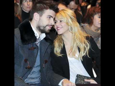 Shakira y pique su historia de amor.wmv