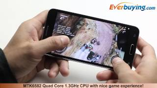 5.0 inch LANDVO L800 3G Android 4.2 Smart Phone from Everbuying