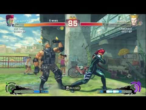 RZR Latif - Crimson Viper Rushdown