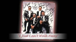 Watch Four Tops I Just Cant Walk Away video
