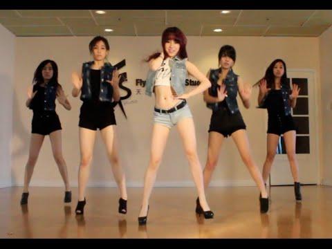 Hyuna - Red Kpop Dance Cover By Secciya (s.o.f) video