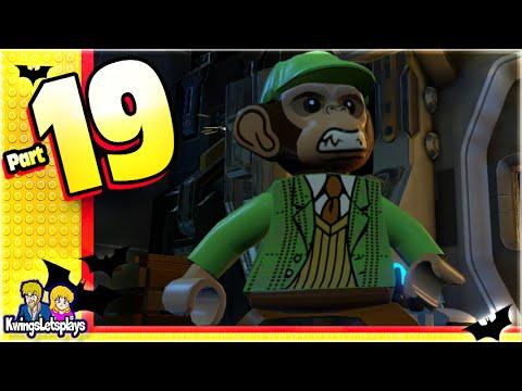 LEGO BATMAN 3 - Unlocking Grayson, Batgirl, Detective Chimp and More!