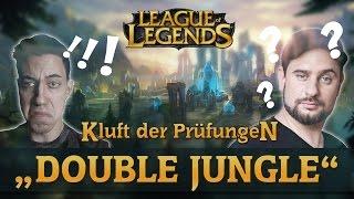 Kluft Der Prüfungen #004 - Double Jungle