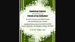 Jessie's Radio Commercial for the Friends of Jay Selthofner Concert