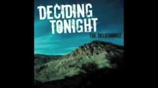 Watch Deciding Tonight She Walks Through Walls video
