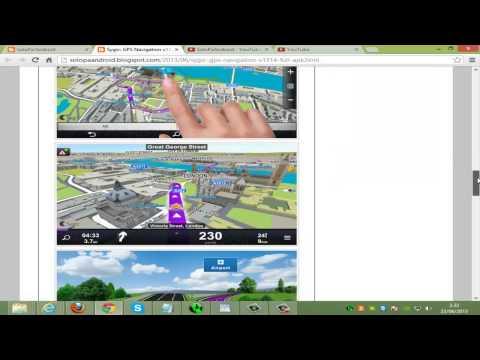 крякнутая sygic gps navigator pro версия