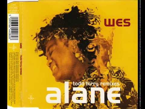 Wes - Alane (todd Terry Club Remix) video