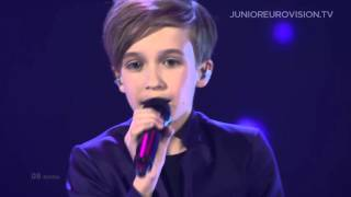 Mikhail Smirnov - Mechta (Dream) (Russia) LIVE Junior Eurovision Song Contest 2015