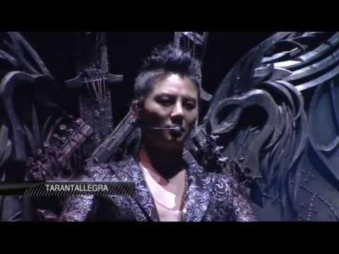 "Download DVD CUT XIA JUNSU - 01.TARANTALLEGRA ""2ND ASIA TOUR CONCERT INCREDIBLE IN JAPAN"" Mp4 baru"