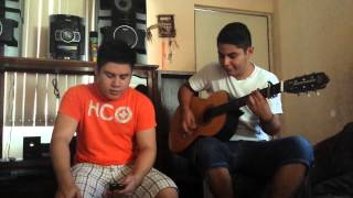 Descanza mi amor Cover JM ft.Carlos Alba