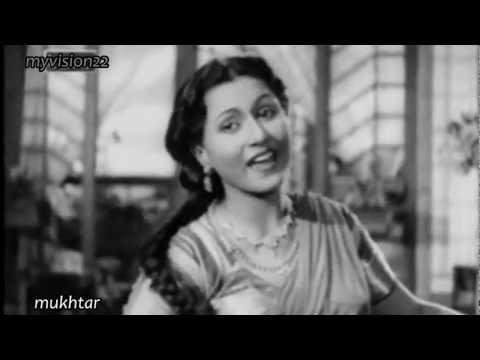 aye chand chup na jana - LATA MANGESHKAR - Madhubala - A tribute...