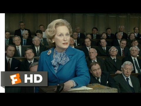 The Iron Lady (10/12) Movie CLIP - Unity, Strength and Courage (2011) HD