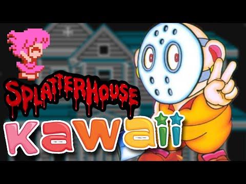 Splatterhouse Wanpaku Graffiti - Terror Kawaii no Nintendinho