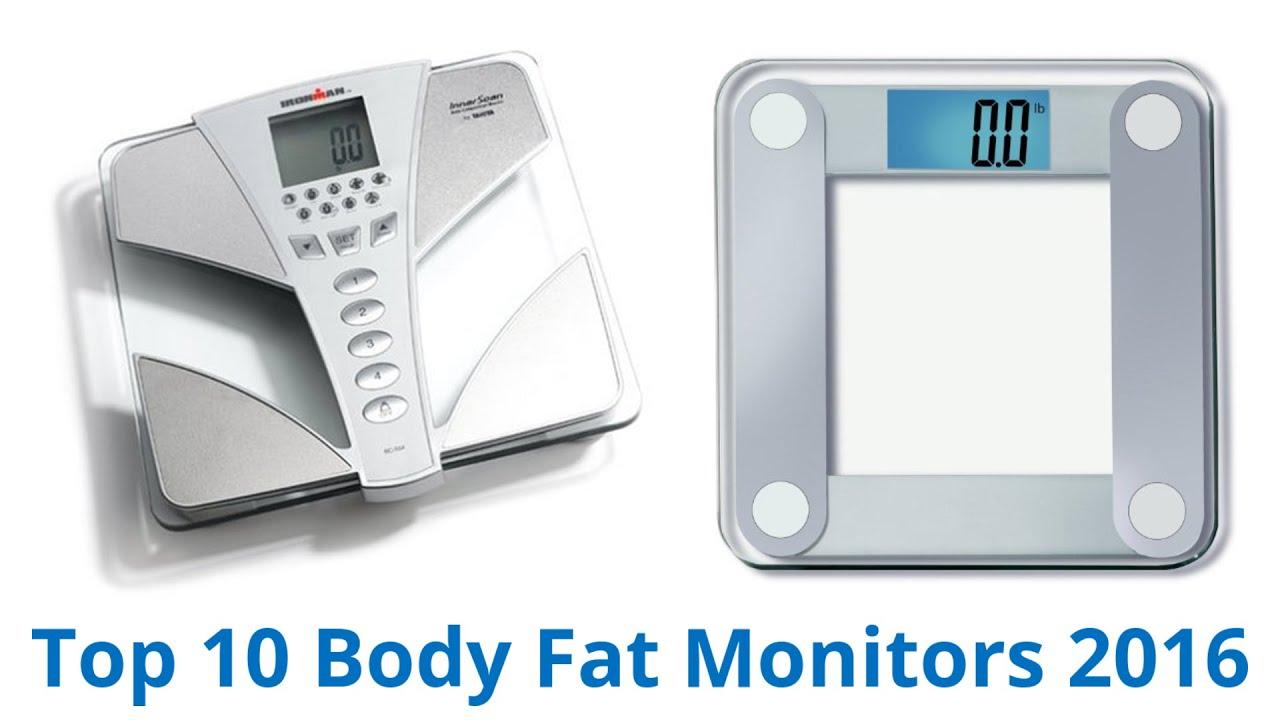 10 Best Body Fat Monitors 2016