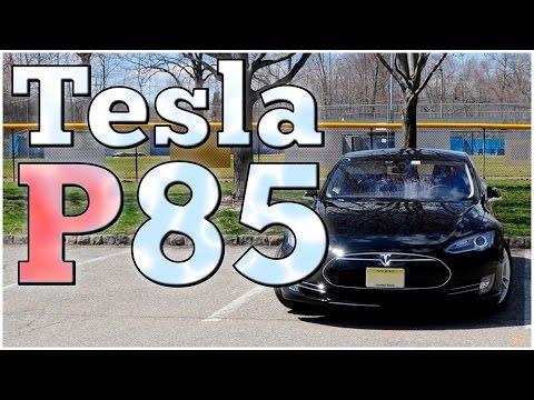 Regular Car Reviews: 2014 Tesla Model S P85