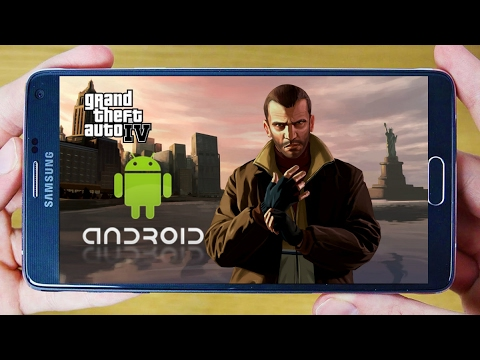 Игры На Андроид Гта 4