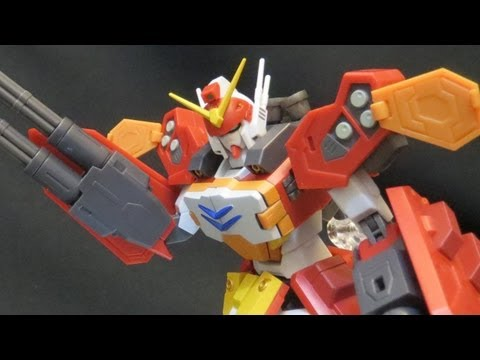 Robot Damashii Heavyarms Custom (Gundam Heavy Arms Kai) Gundam Wing RD toy review Robot魂