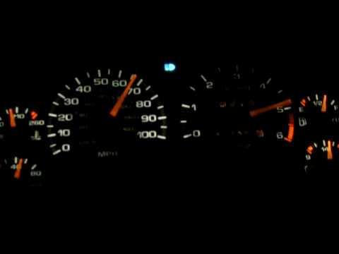 1997 Chevrolet S10 4.3 Vortec  0-100