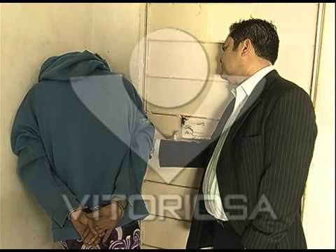 Acusado de tráfico de drogas é preso no Marta Helena