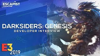 Darksiders: Genesis Interview - It's Not A Diablo Clone | Escapist Magazine